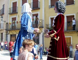 Los encierros, acicate vital de las Ferias de Octubre de Brihuega