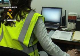La Guardia Civil desarticula una organización criminal dedicada al robo con fuerza y tráfico de drogas