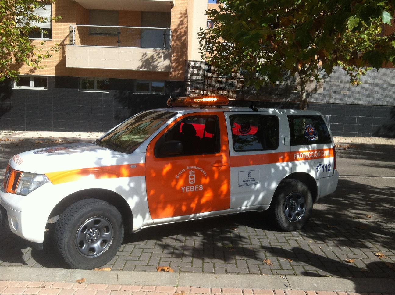 La Agrupación de Protección Civil de Yebes se convierte en una de las mejor equipadas de la provincia