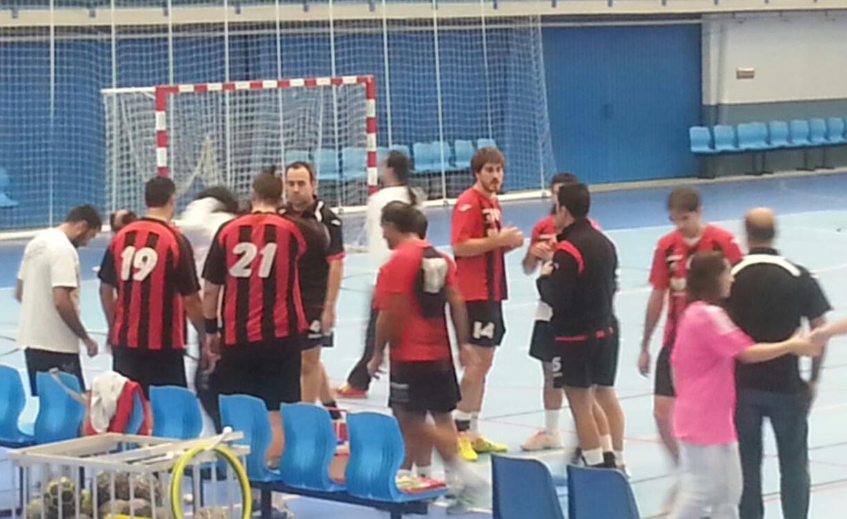 El Avangreen BM Azuqueca se llevó los dos puntos sin despeinarse frente al Tomelloso