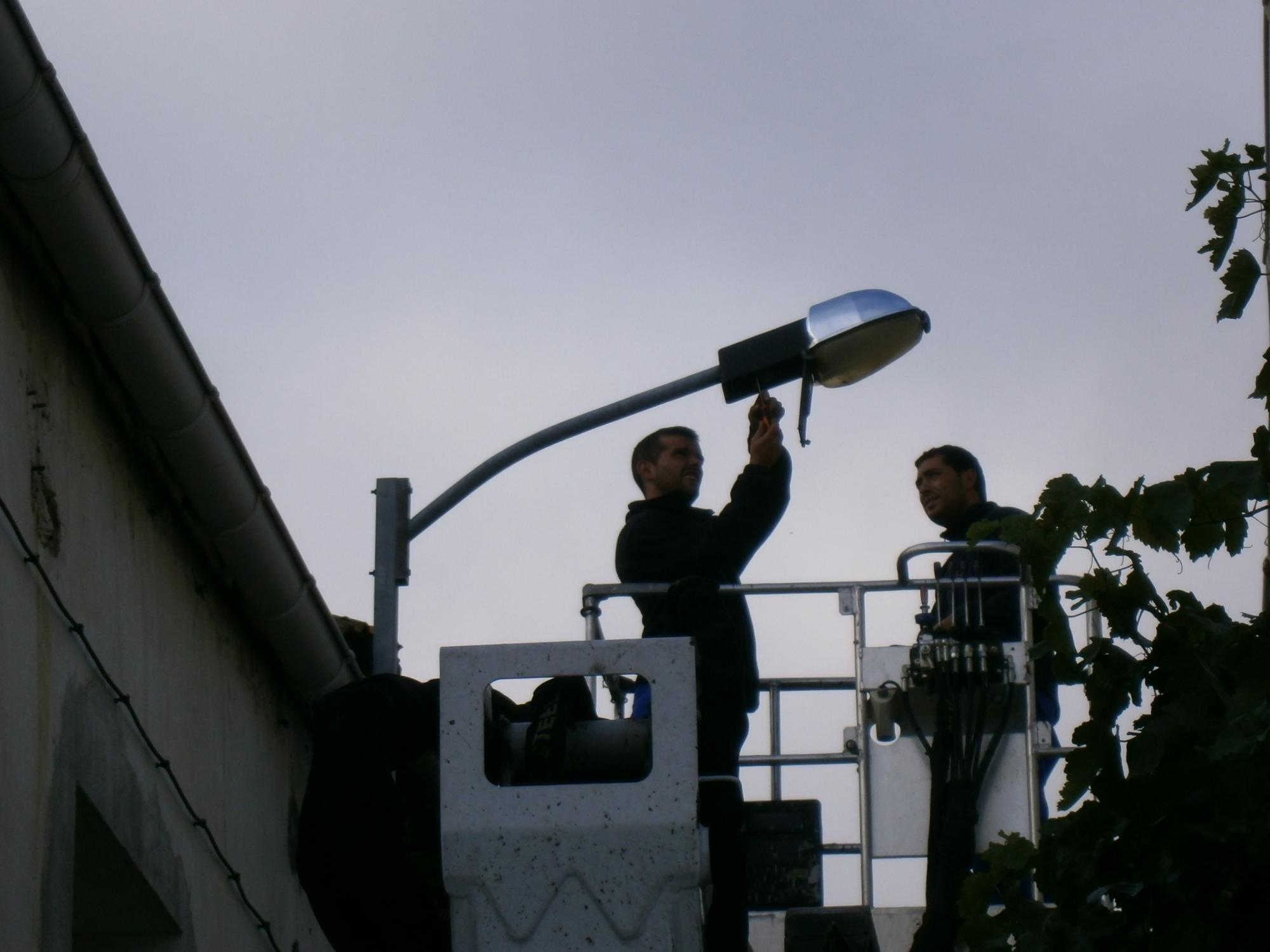 Luz verde a los proyectos para mejorar y hacer más eficiente el alumbrado público en 22 municipios