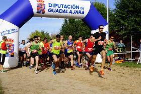 Molina de Aragón acogió la penúltima carrera del circuito 'Trofeo Diputación de Guadalajara'