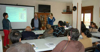 APAG imparte un curso de Fitosanitarios en Jadraque