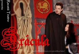"""El inmortal """"Drácula"""" llega este sábado a Brihuega con """"Racatá Teatro"""""""