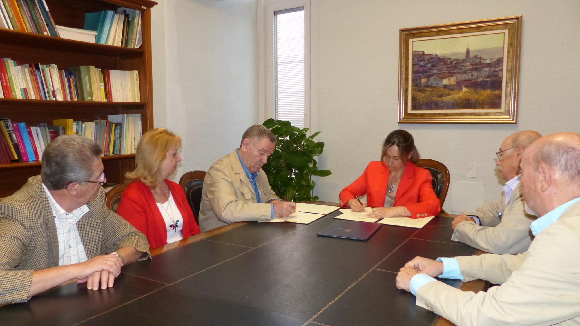 La Diputación y la Fundación Siglo Futuro refuerzan y amplían su colaboración para llevar la cultura por toda la provincia