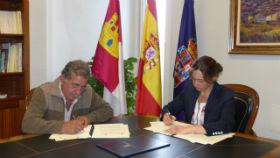 La Diputación y el Ayuntamiento de Atienza impulsan la promoción turística y la cultura tradicional a través de la Posada del Cordón