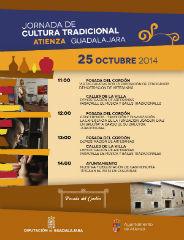 Atienza acoge una jornada de difusión de la cultura tradicional con la Posada del Cordón como protagonista