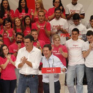 Hernández Moltó y las redes sociales, a través del hashtag #PageNOvuelvas, le amargan a Page su puesta de largo
