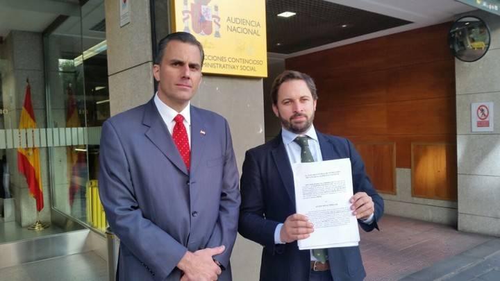 Vox se querella contra los directivos de Bankia y convoca una Concentración contra la Corrupción este sábado en Madrid
