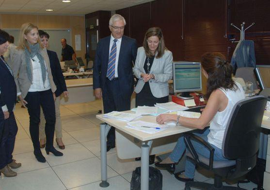 El Servicio de Recaudación de la Diputación de Guadalajara sirve de referencia para otras administraciones