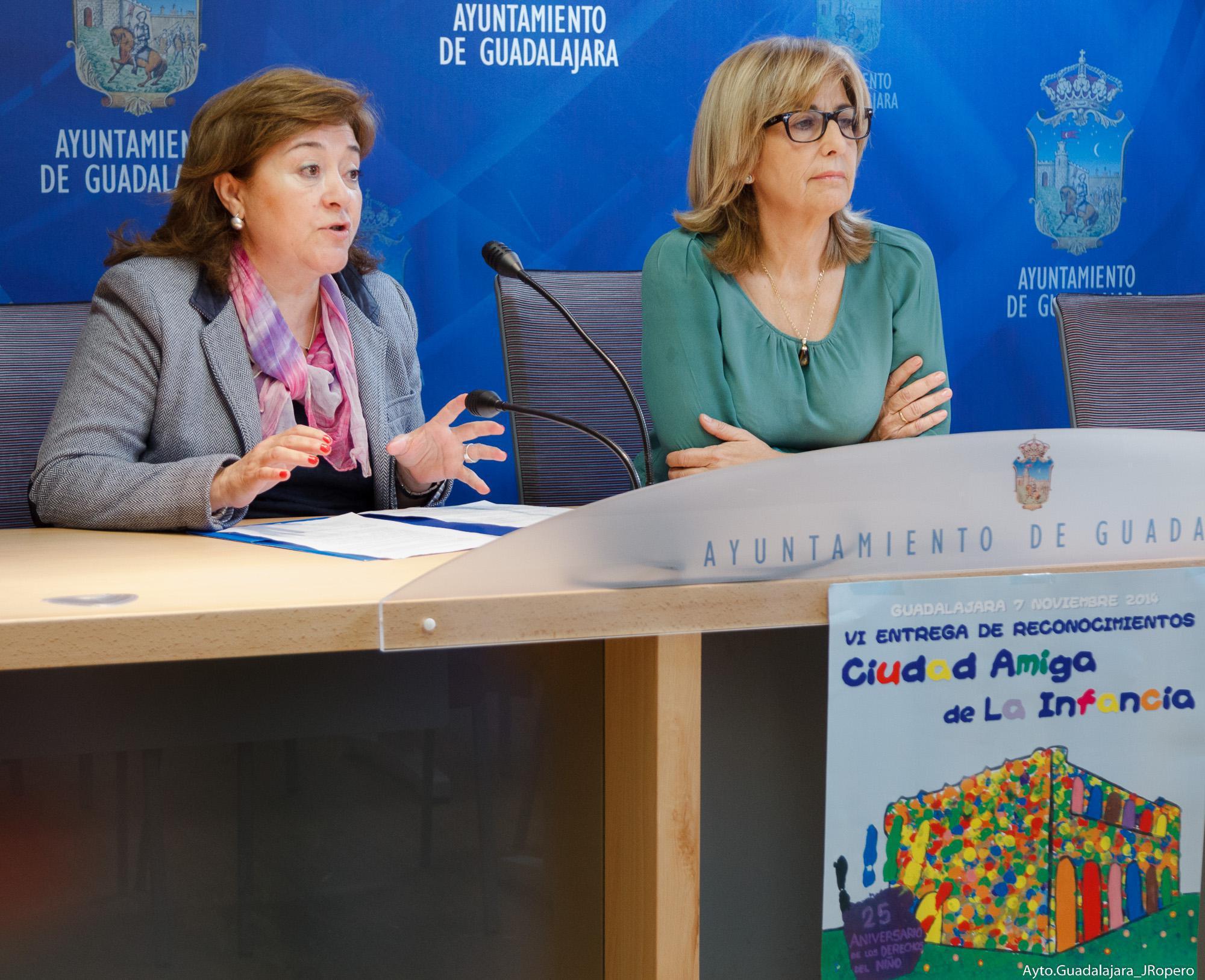 Guadalajara, anfitriona de la 6ª edición de entrega de reconocimientos de Ciudad Amiga de la Infancia
