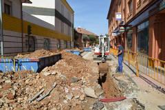 El Ayuntamiento va a sustituir un tramo del colector de la avenida de La Paz