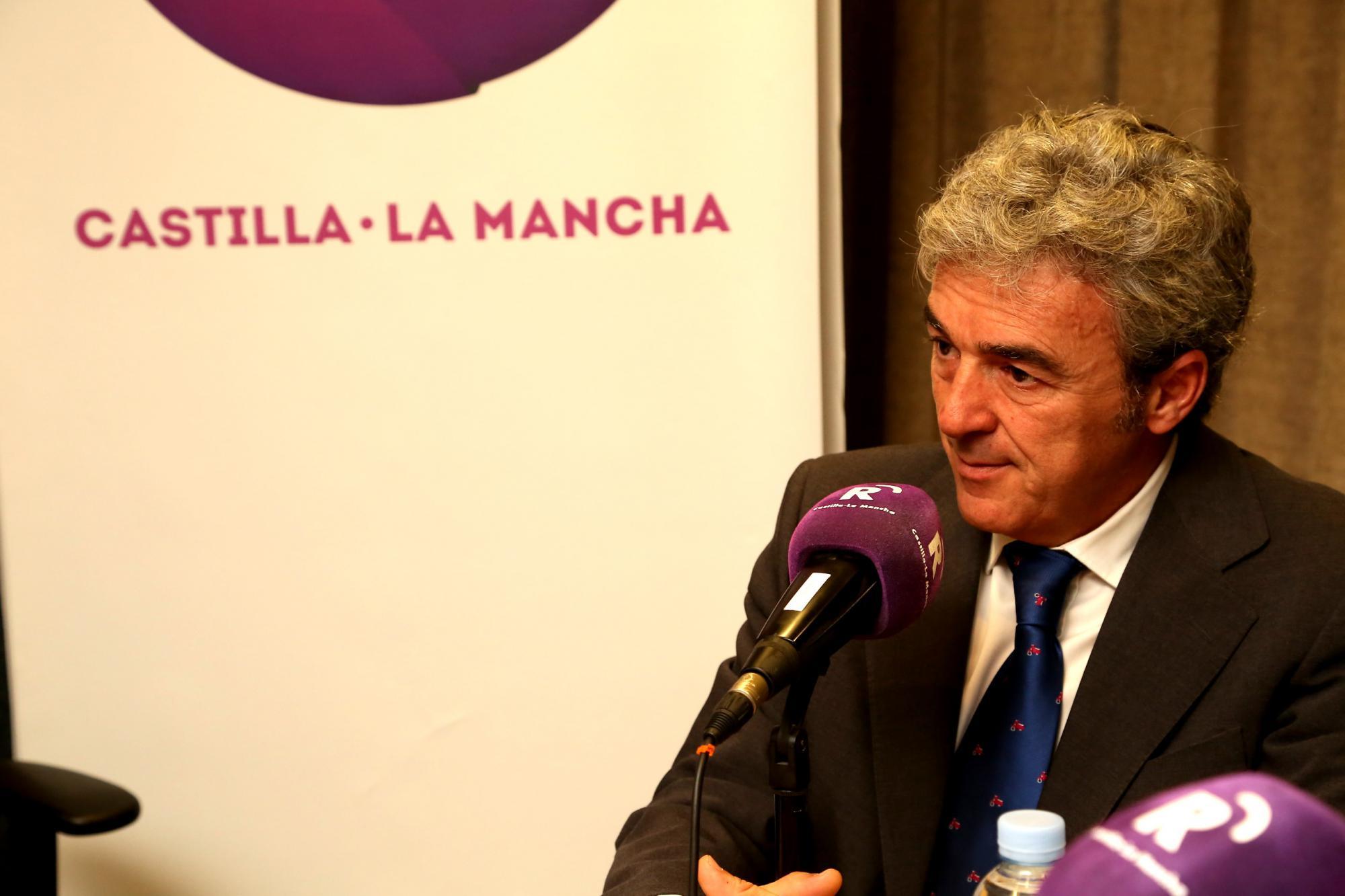 """Leandro Esteban afirma que con la gestión de Cospedal """"hemos pasado de la quiebra a la garantía del Estado del Bienestar"""""""