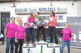 """Éxito de participación en la V Carrera Popular """"Ruta de las Ermitas"""" en Yunquera de Henares"""
