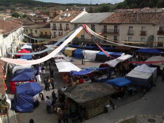 Cifuentes celebra este fin de semana sus XV Ferias Tradicionales