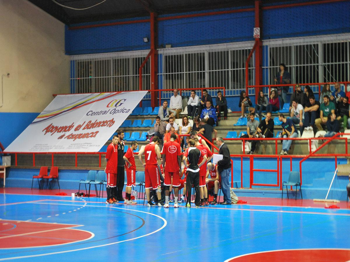 Alza Basket Azuqueca 72 Alcázar Basket 83