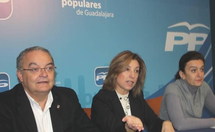 """""""El PP siempre va a velar por el interés general de España, por encima de los intereses del propio Partido"""""""