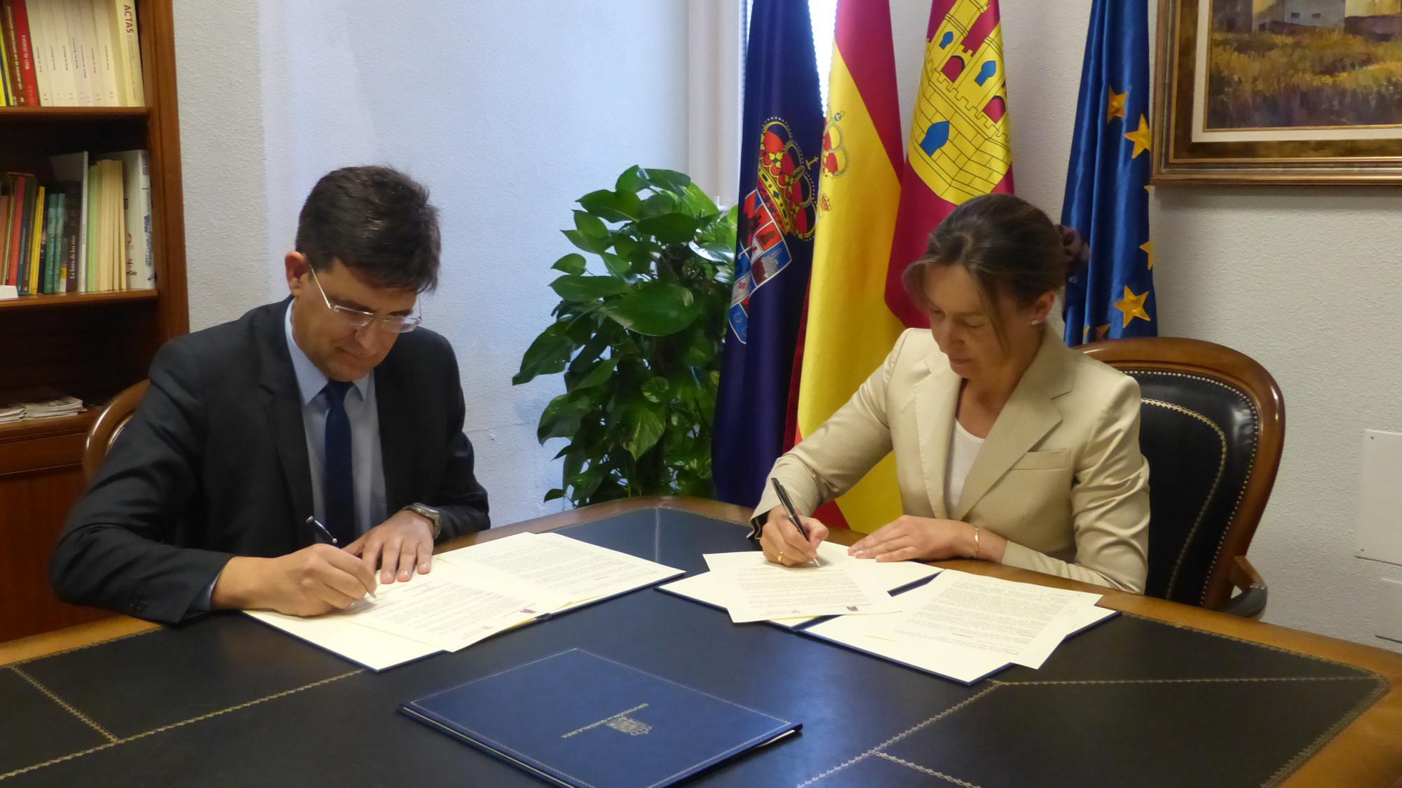 La Diputación apoya la actividad académica de la Universidad de Alcalá a través de diversas iniciativas culturales y de formación