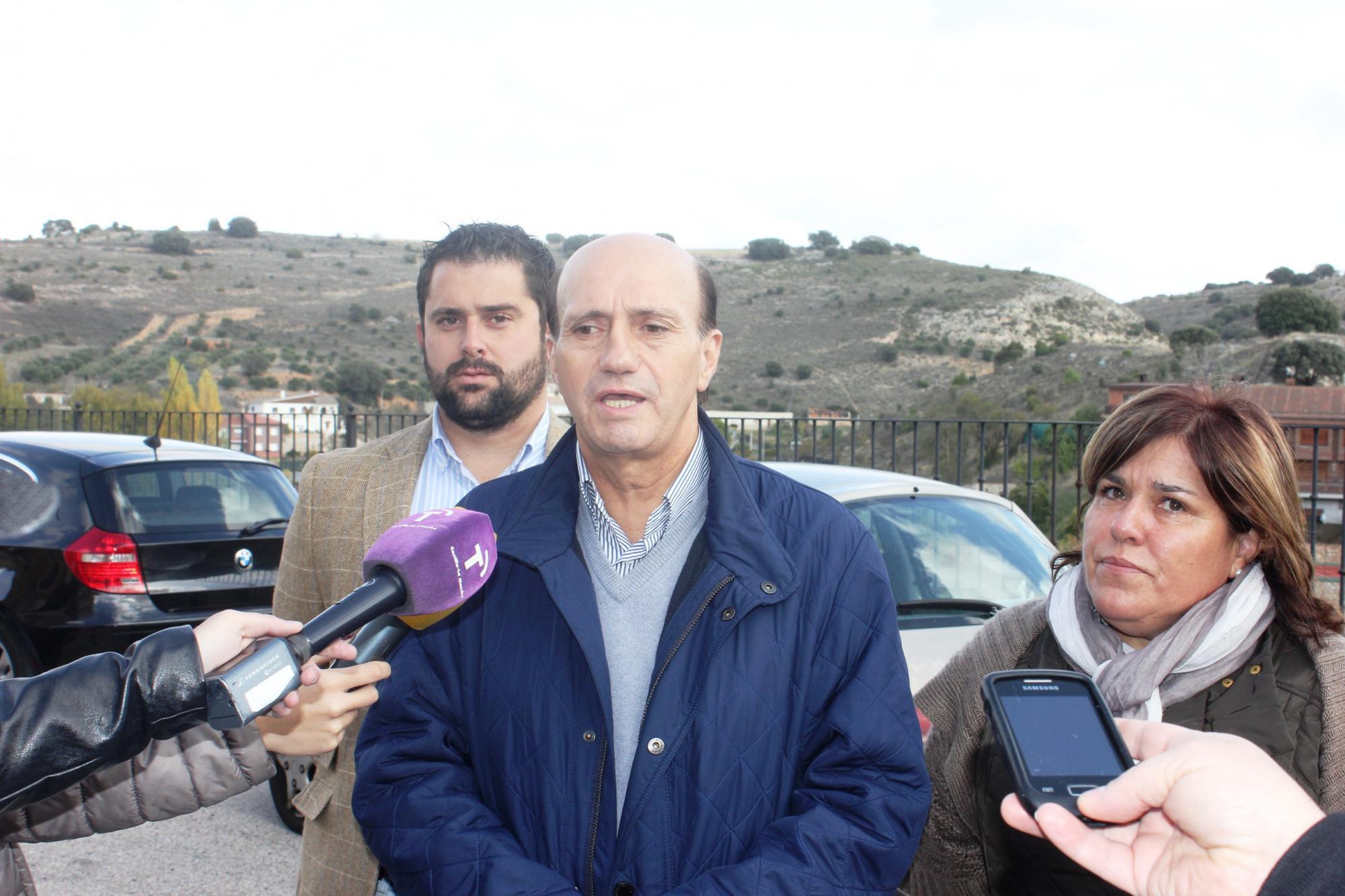"""Juan Pablo Sánchez: """"Es vergonzoso que los que llevaron a España y a Castilla-La Mancha a la ruina con su nefasta gestión se coloquen ahora detrás de las pancartas"""""""