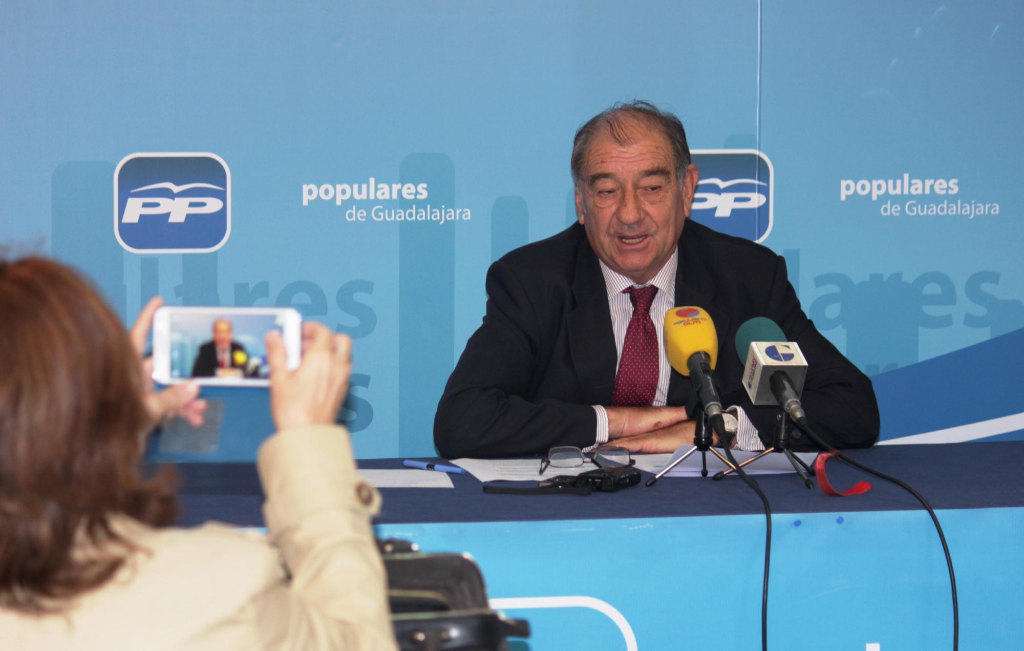 """Herrero: """"El Gobierno ha puesto en marcha un programa de reformas, sin precedentes, para la regeneración democrática"""""""