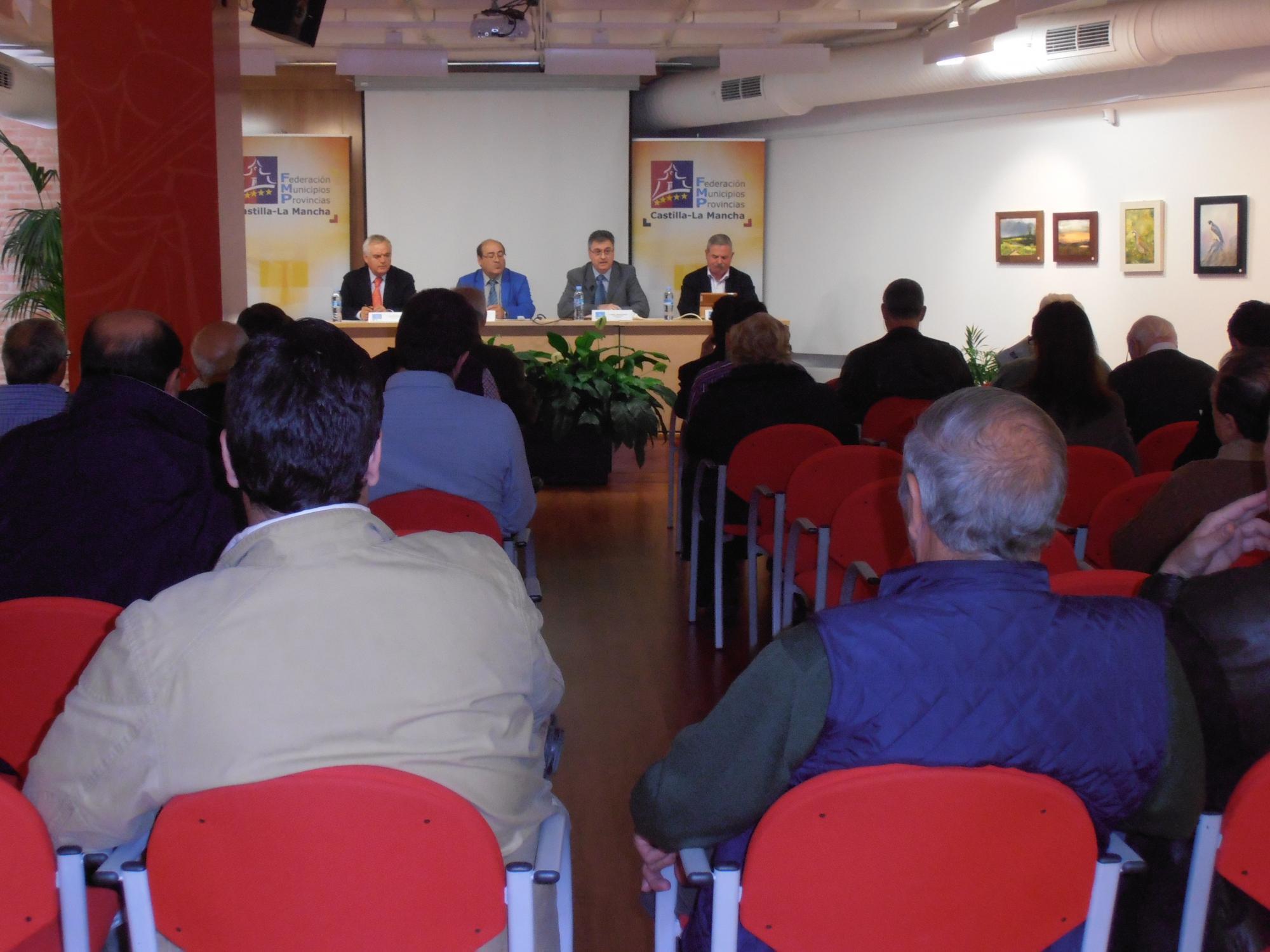 La FEMP CLM presenta el proyecto CLIME en Guadalajara