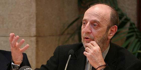 Andrés Aberasturi, este martes en la Casa de la Cultura de Azuqueca