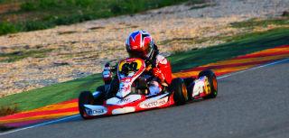 El cabanillero Tommy Pintos se proclama campeón en el Madrileño de Karting y vuelve a brillar en las series Rotax Nacionales