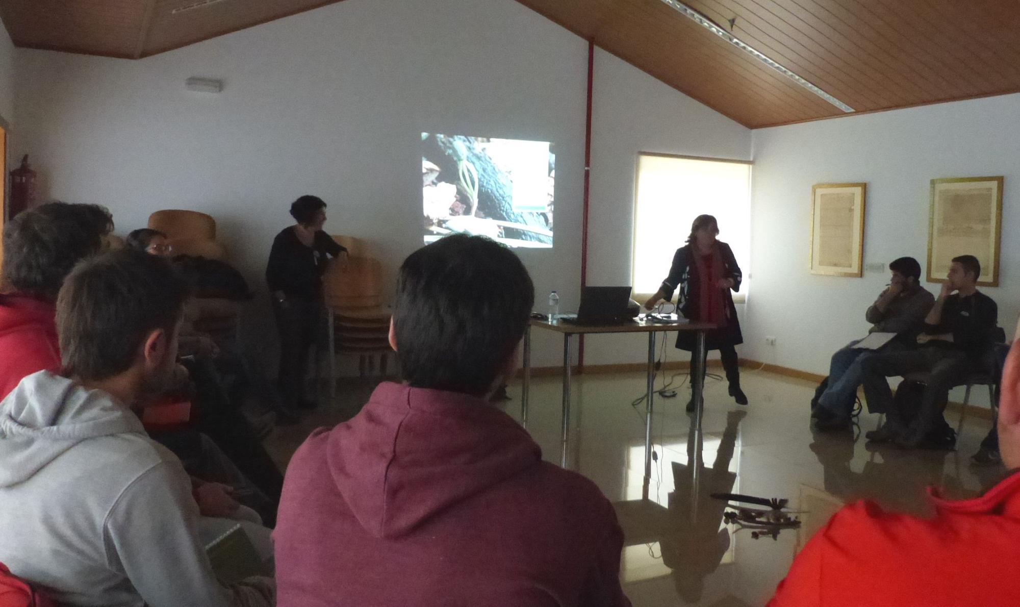 Gran acogida de los cursos de monitor de actividades forestales respaldados por la Diputación