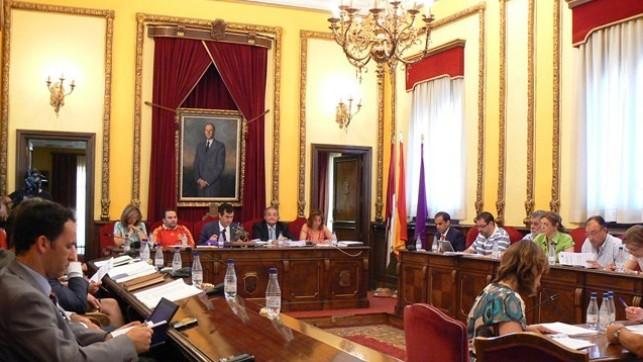 El Ayuntamiento de Guadalajara aprueba un presupuesto de más de 67 millones de euros para 2015