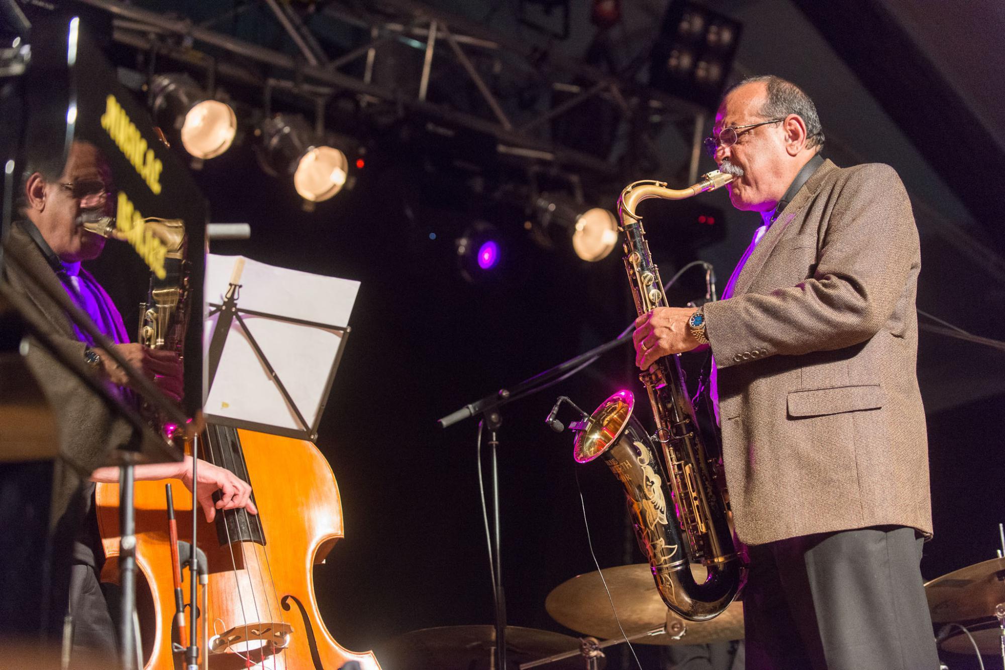 El concierto de Patricia Kraus, brillante cierre para el ciclo Jazz en el Tyce