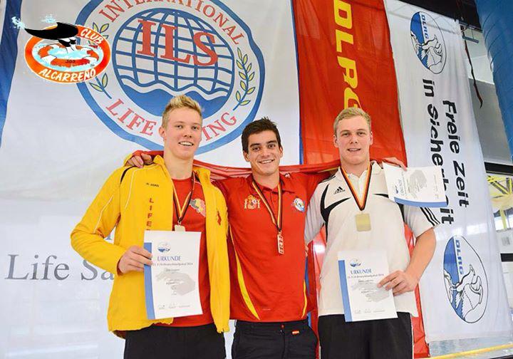 Destacada participación de los deportistas del Alcarreño en la GERMAN CUP