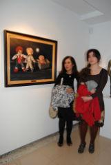 Nuevo reconocimiento a la pintora alcarreña Sopetrán Domenech
