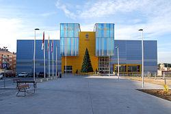 El Palacio Multiusos de Guadalajara, sede del Master Nacional de Bádminton sub-15 y sub-19