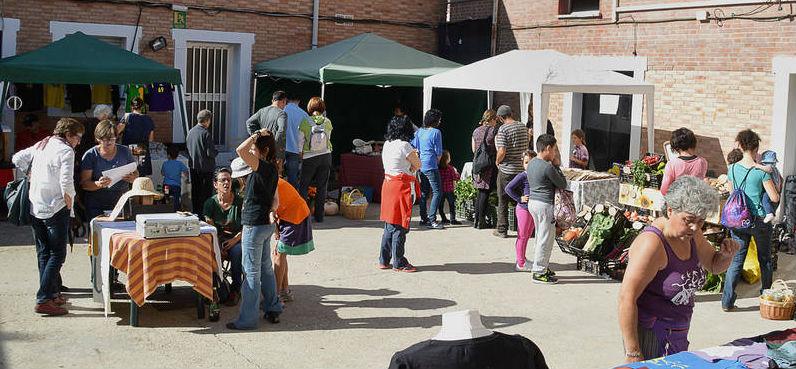 Azuqueca de Henares acoge este sábado una nueva edición del Mercado de la Tierra