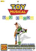 A la venta las entradas para el espectáculo 'Toy Musical, the Story' en Azuqueca de Henares