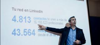 Una de las voces autorizadas de nuestro país en redes sociales imparte el útimo taller de negocio de Valdeluz
