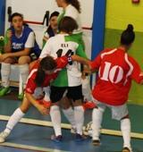 Una nefasta primera parte condena a las chicas del Chiloeches frente a uno de los equipos aspirantes al título