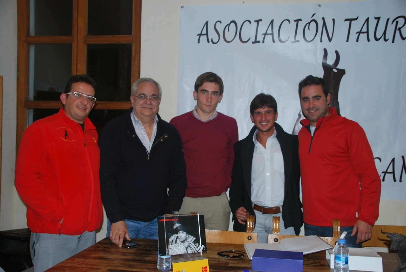 Las jornadas taurinas de Romancos acogieron a Alberto Aguilar, Noelia Mota y Miguel Á. Moncholi