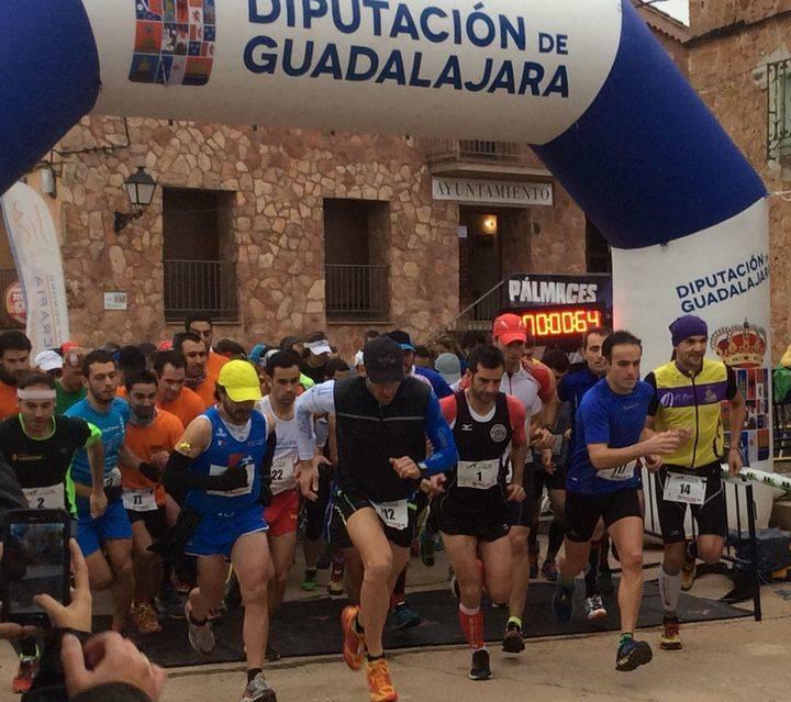 Unos 200 atletas disputaron la final del Circuito de Carreras de Montaña 'Diputación de Guadalajara'