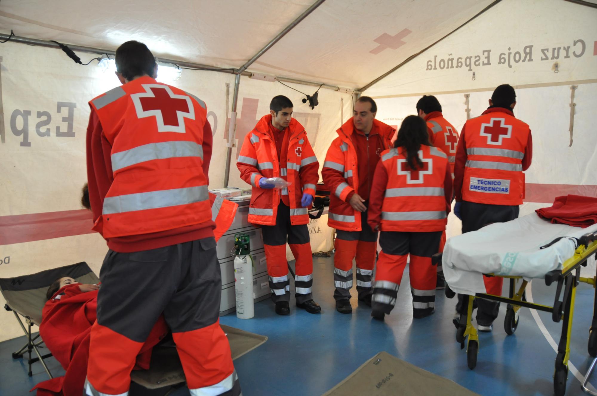Cruz Roja Española en Guadalajara rinde homenaje este viernes al voluntariado, fuerza y motor de la Institución