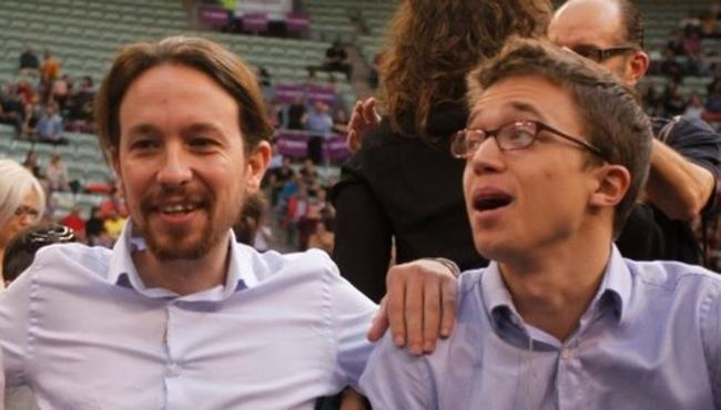 Algo empieza a oler a podrido en Podemos : Errejón cobra 1.825 euros al mes de una universidad que no pisa