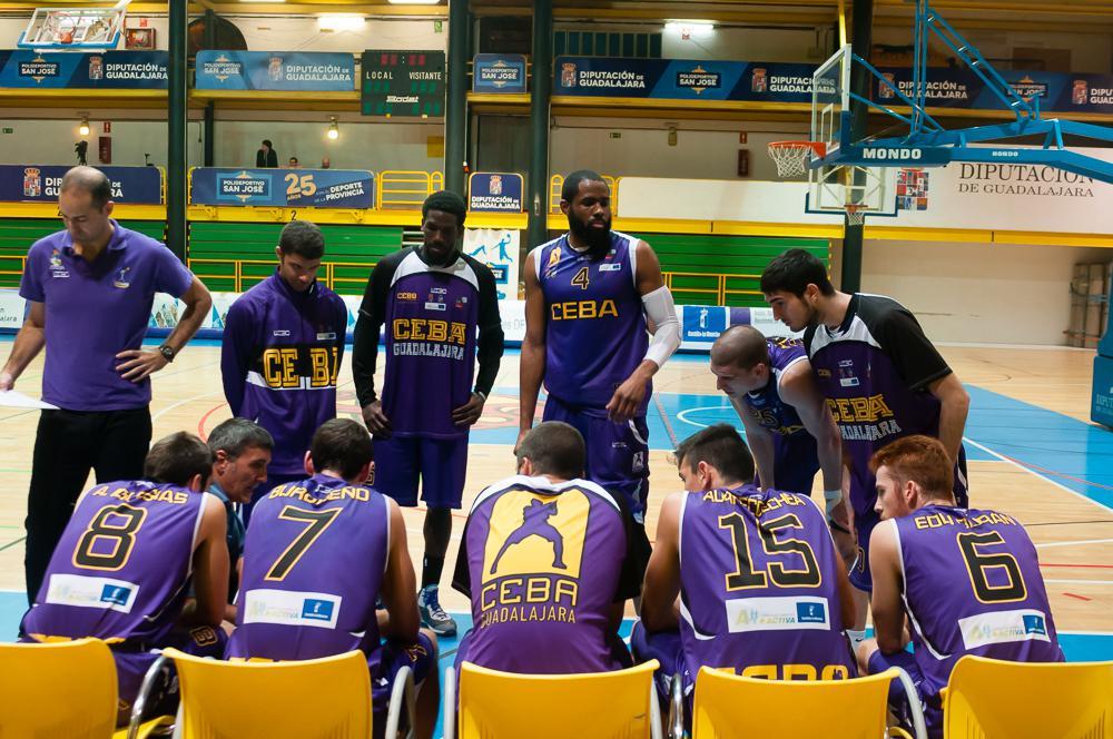 """El entrenador del CEBA asegura que """"lo mejor es que creo que aún tenemos margen de mejora"""""""