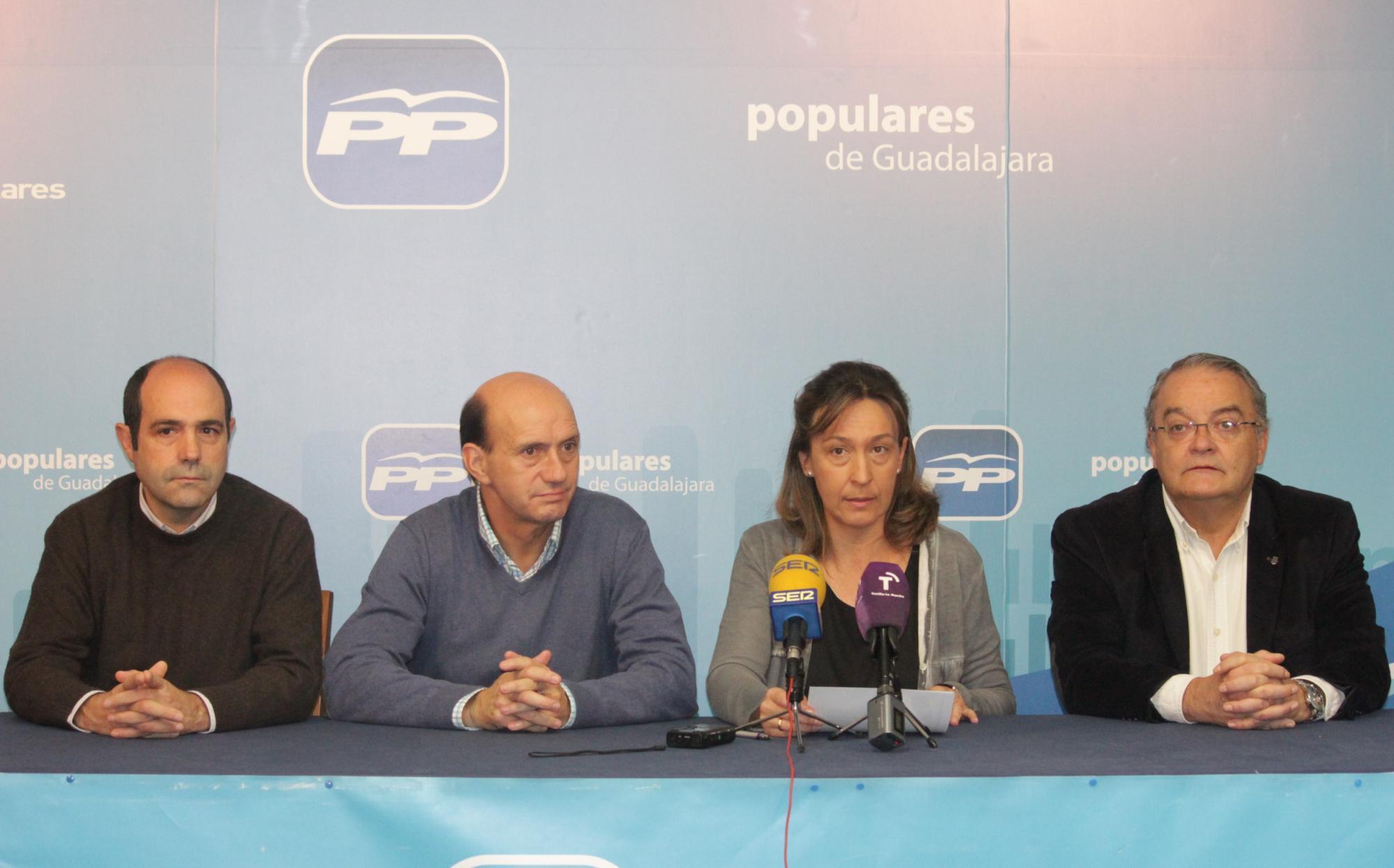 """Ana Guarinos: """"María Dolores Cospedal garantiza por ley los derechos de las personas con discapacidad"""""""