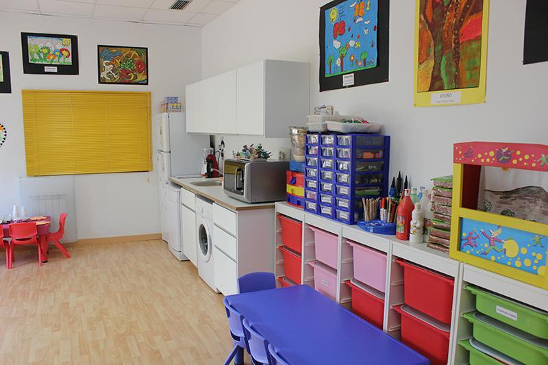 Yebes convoca el concurso para la adjudicación y gestión de la escuela infantil municipal de Valdeluz