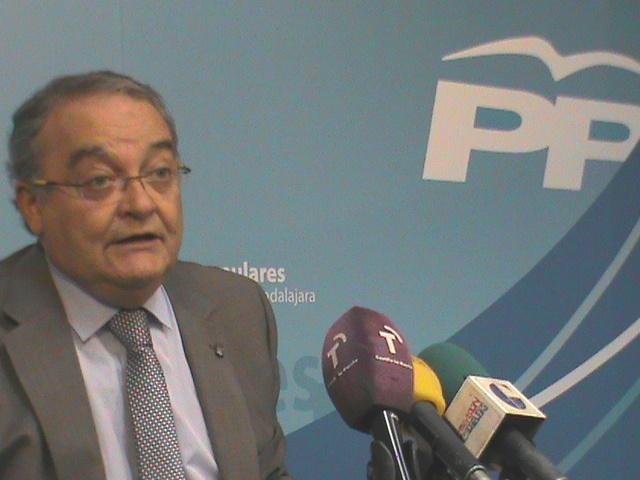 """Juan Antonio de las Heras: """"En nuestra democracia no caben los muros separatistas que algunos quieren construir saltándose la legalidad"""""""