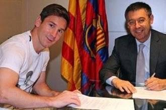 Messi no termina de deshojar su margarita en el Barça: