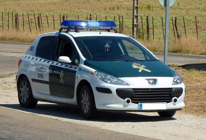 La Guardia Civil detiene a tres personas por un delito de hurto en una empresa, sin actividad, en Yunquera de Henares