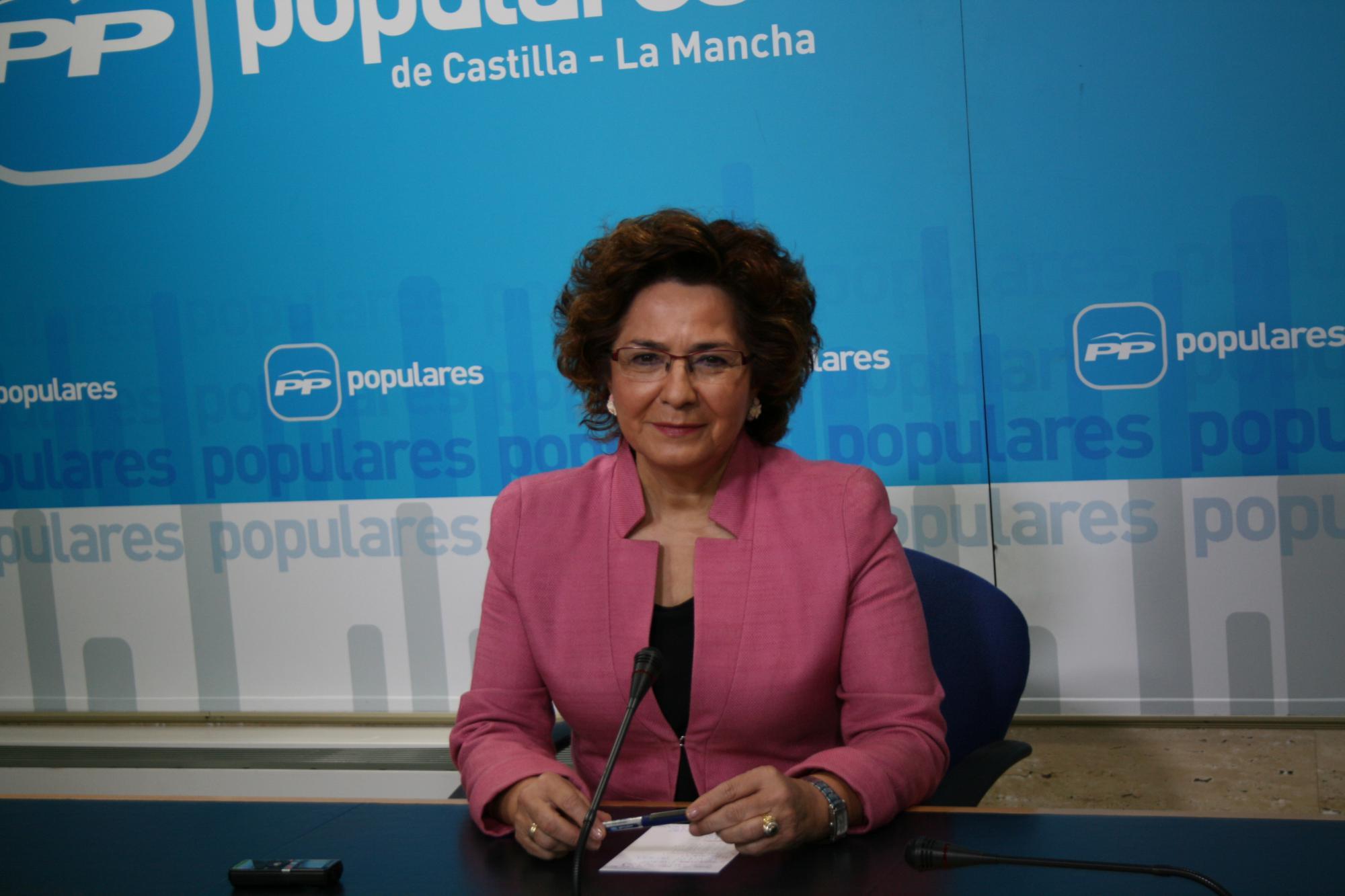 """Riolobos: """"Cuatro diputados más que el PSOE de Page darían a Cospedal la mayoría absoluta en Castilla-La Mancha"""""""