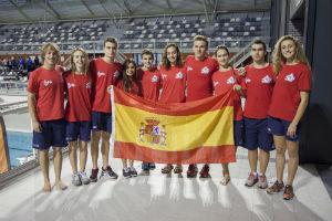 Cinco deportistas del Alcarreño en la BENECUP de Eindhoven