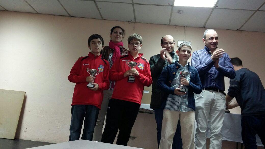 El Circuito Provincial de Ajedrez empieza en Tórtola con varias decenas de participantes